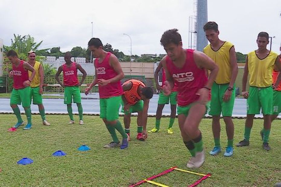 A la rencontre du club de football de Tiare Tahiti - Polynésie la 1ère