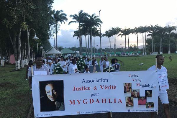 Marche pour Mygdahlia