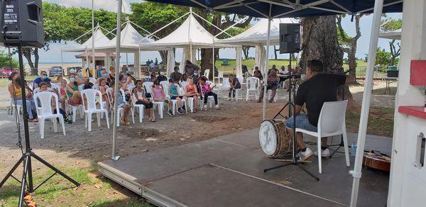 Culture : le Cayenne Podium Vacances 12e édition s'achève