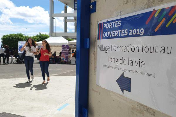 Parcours Sup : journée portes ouvertes à l'Université pour aider les futurs étudiants à faire leurs vœux