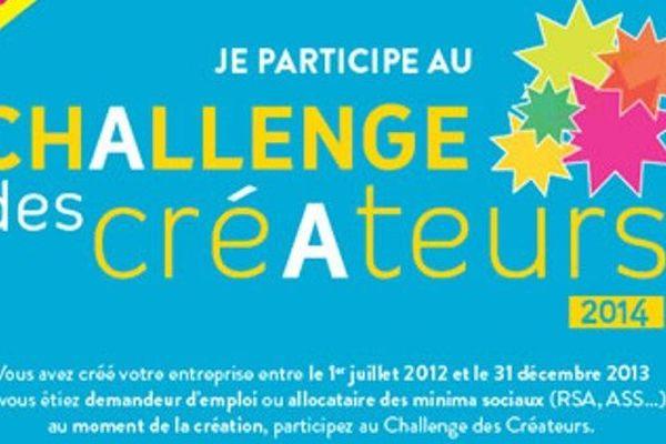 challenge créateurs 2014