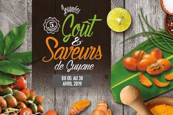 Les journées goût et saveurs 2019