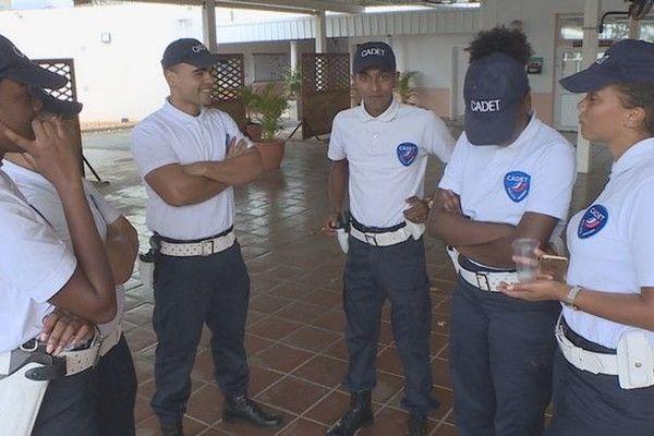 Cadets de la République Police nationale 13ème promotion 300818
