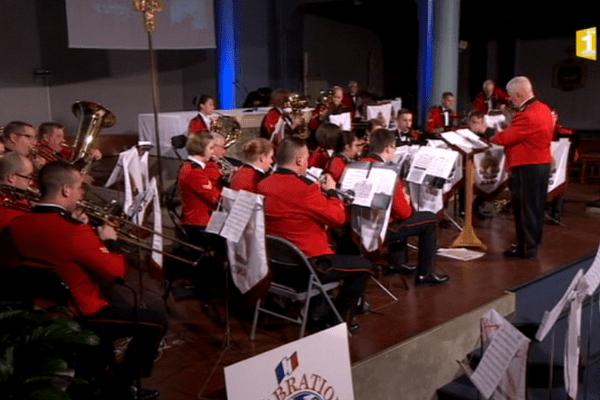 concert régiment royal terre neuve