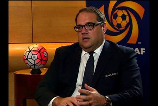 president Concacaf