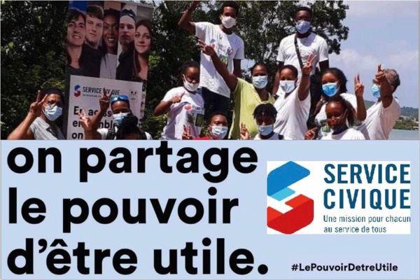 Service Civique Martinique