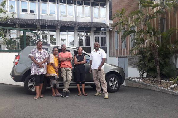comité habitants Tindu