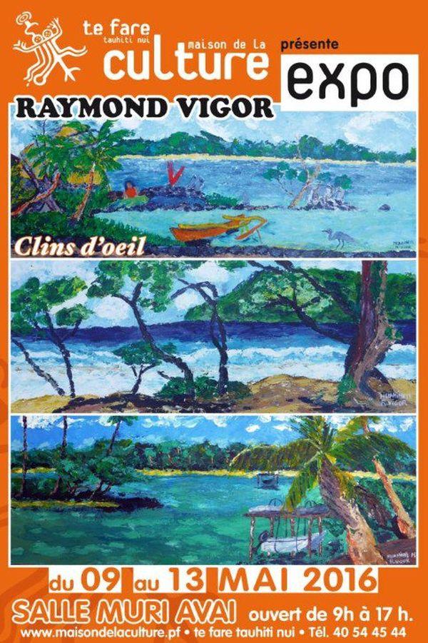 Raymond Vigor epose