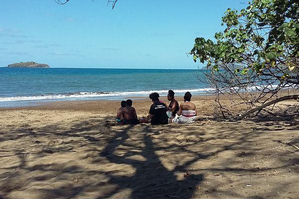 Aïd à la plage