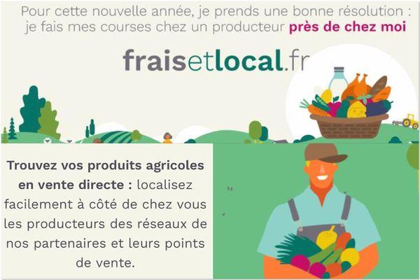 Agriculture / plateforme en ligne