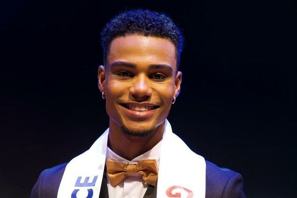 Mister Guadeloupe 2020 Michaël TORCHY