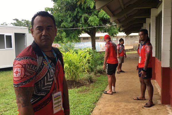 La délégation de Wallis et Futuna à Port Vila