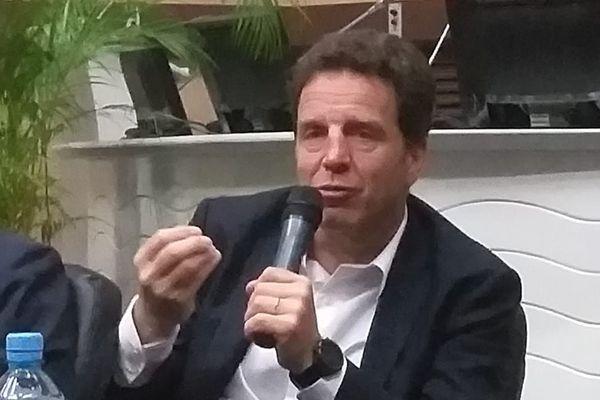 Geoffroy Roux de Bezieux, nouveau président du Medef national