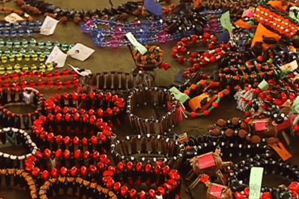 Bijoux artisanaux palikurs