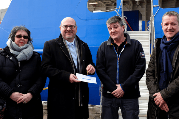 remise cle ferries collectivite