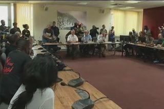 Guyane :social réunion au CSG