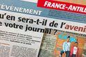 Compte à rebours pour les salariés de France-Antilles…jusqu'au 28 octobre 2019