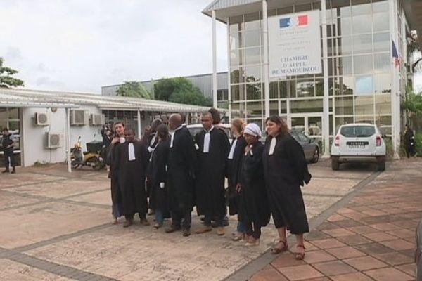 avocats en greve