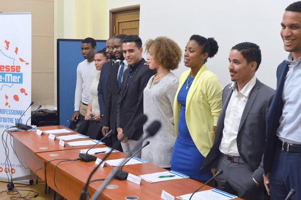 Création de la 1ère plateforme professionnelle de jeunes d'Outremer