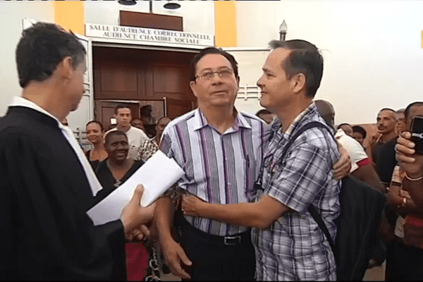 Condamnation Claude Hoarau maire de Saint-Louis