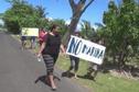 Raiatea : les habitants de Tumaraa contre le projet de marina