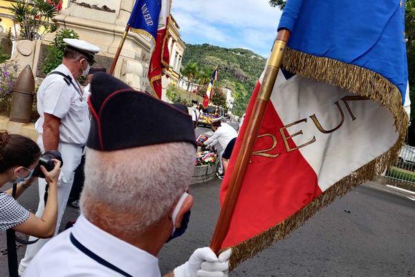 journée nationale commémorative de l'appel du 18 juin Saint-Denis 180621