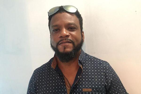 Freddy Casdard, le président du CNPA ER de Guadeloupe