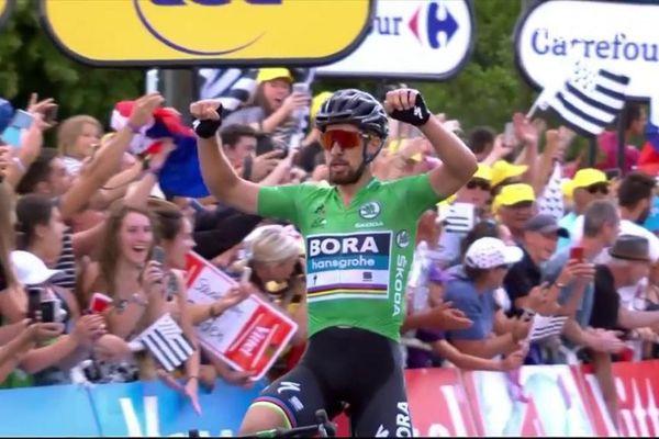 Tour de France 2018 : Sagan décidément trop fort