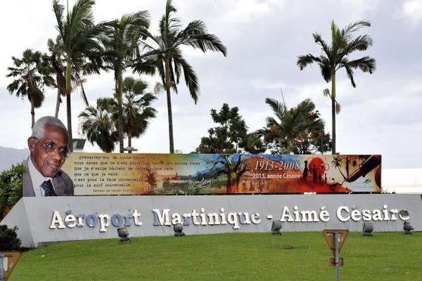 Aéroport Aimé-Césaire