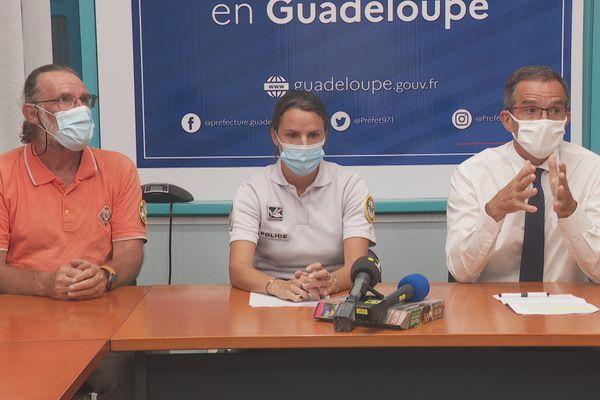 Conférence de presse Sous-préfecture