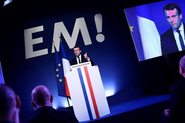 Emmanuel Macron présentation programme