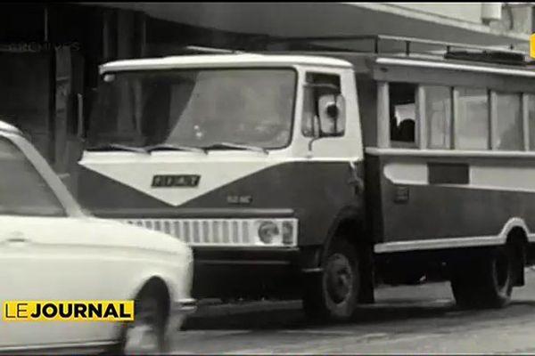 Truck d'antan : l'emblématique transport aérien
