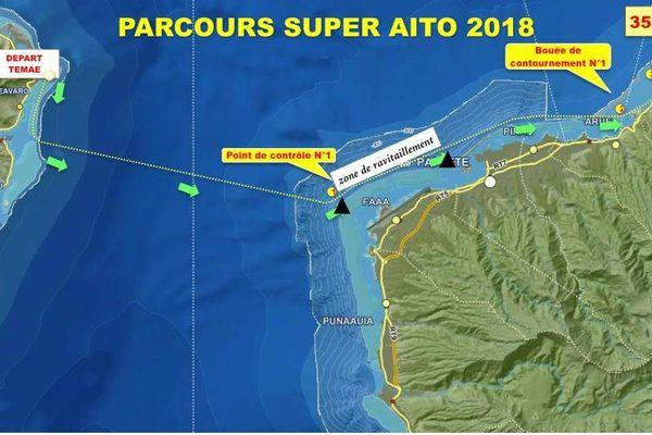 Parcours Super Aito 2018