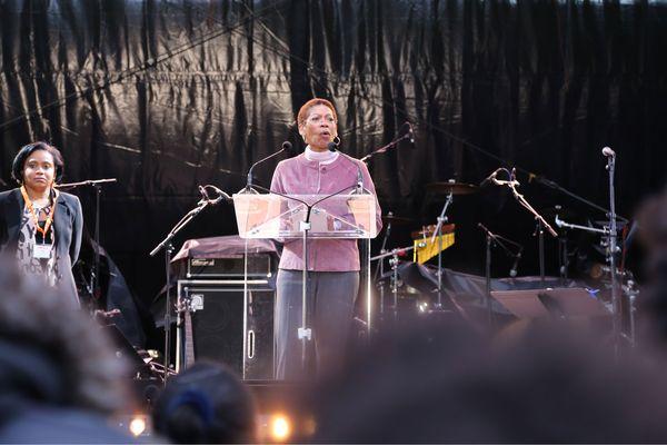 George Pau-Langevin, ministre des Outre-mer