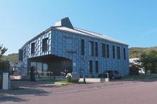 Le bâtiment de l'IEDOM à Saint-Pierre