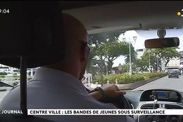 Mercredi, jour de petite délinquance ordinaire à Papeete