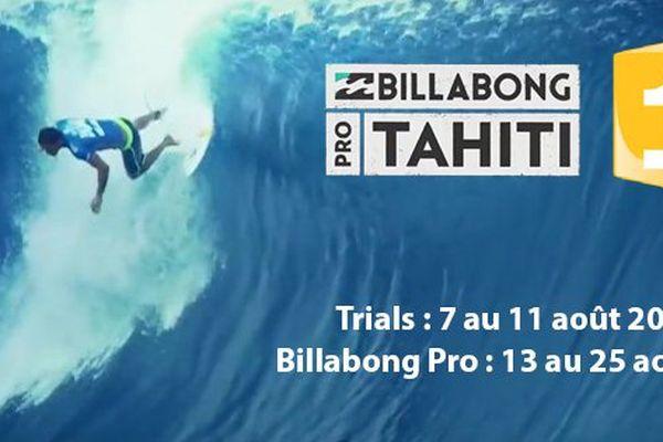 Les Trials et la Billabong Pro Tahiti sur Polynésie 1ère TV radio et internet