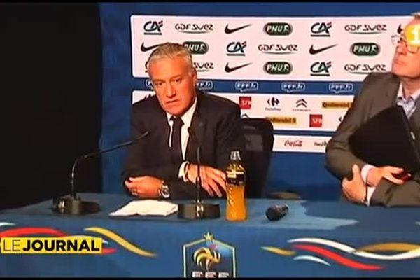 Mondial : l'outremer bien représentée en équipe de France