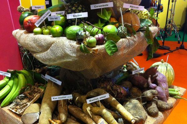 Fruits et légumes de Martinique