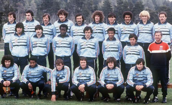 Les bleus de 1982