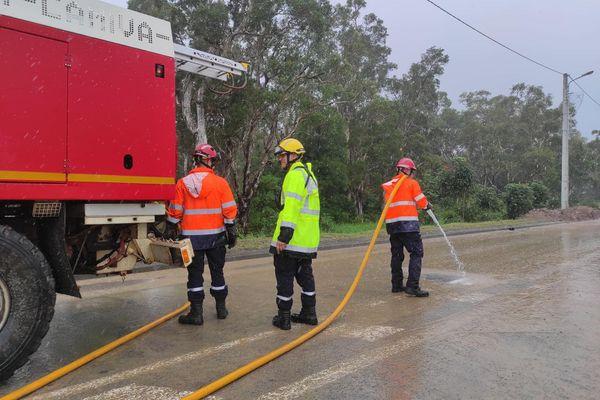Nettoyage RP1 Pompiers