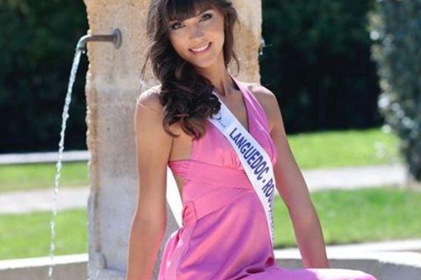 Miss Languedoc-Roussillon : Lucie Caussanel
