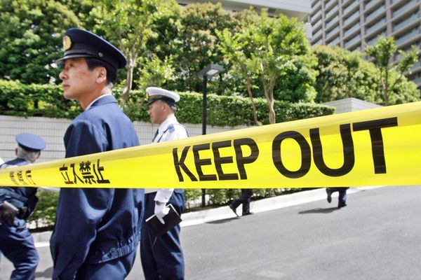 Japon: tué à coups de pieds