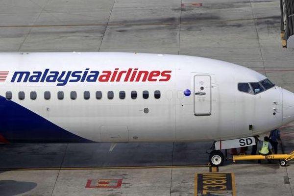 Le vol de Malaysia Airlines