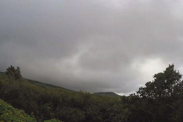 Saint-Joseph Parc à Mouton ciel nuageux