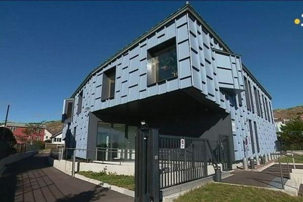 Nouveau bâtiment IEDOM