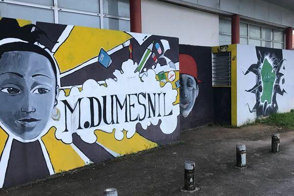 Collège Dumesnil à Matoury