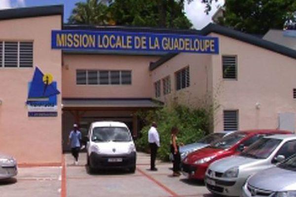 Mission locale Guadeloupe