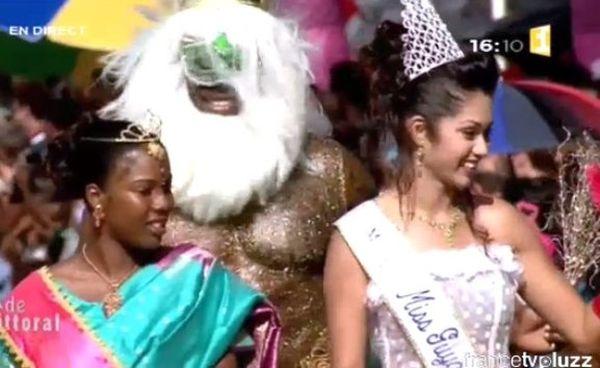 Vaval 2015 et Miss Guyane / Parade du littoral de Kourou