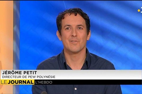 Jérôme Petit : invité de l'hebdo